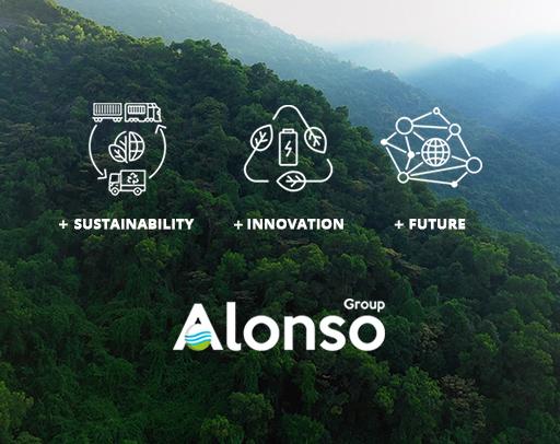 grupo alonso ecología sostenibilidad