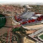 Recreation of the rail connection in Auxiliary Maritime Services Algeciras (SAM Algeciras).