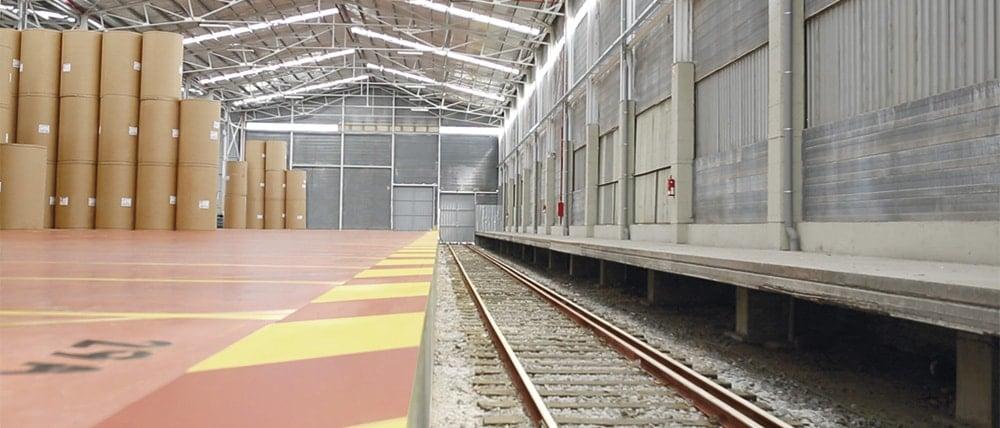 Barcelona Terminal Intermodal Polivalente