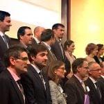 Acto de la convocatoria Proyectos Clima 2016 (Marzo 2017)
