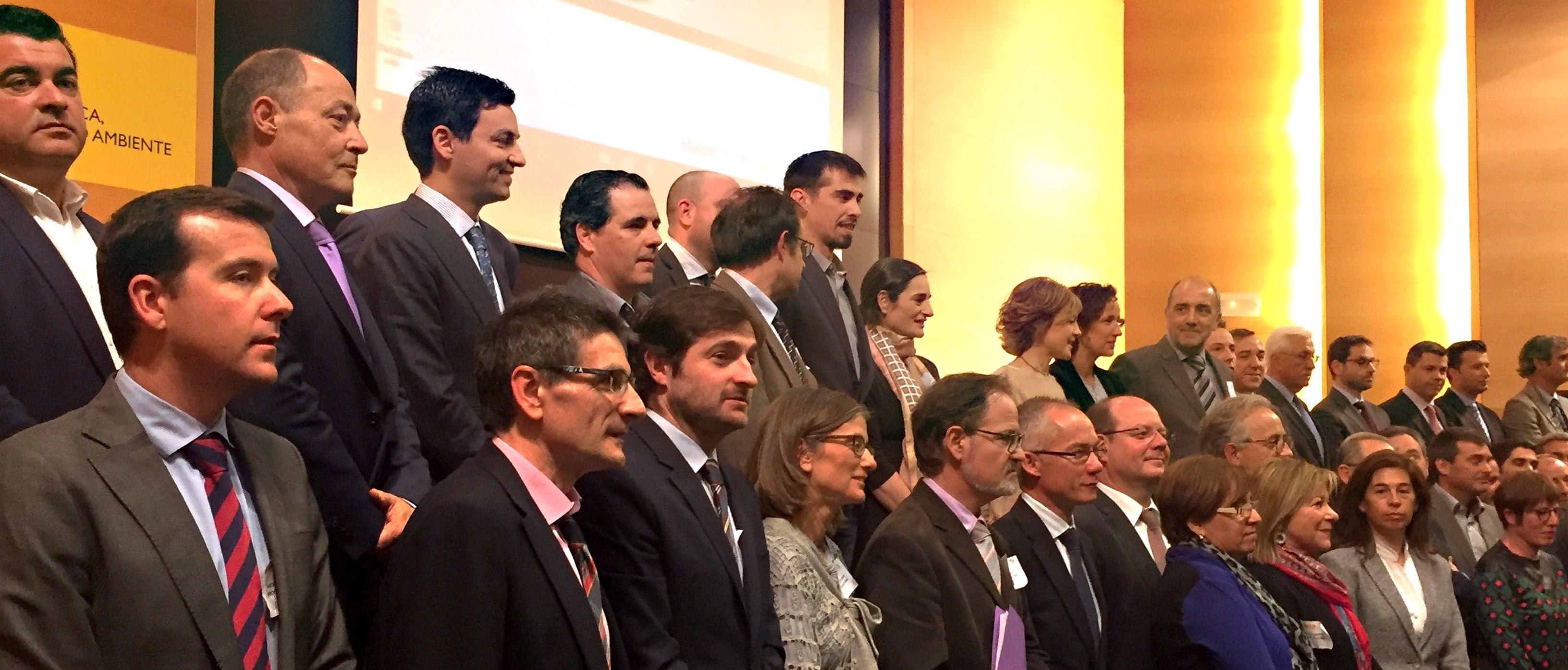 Premiados del Proyecto Clima, Ministerio de Medio Ambiente
