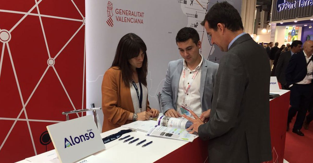Alonso Group shows at SIL Barcelona the potential of its Global Logistics Plan