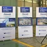 Presentation in Valencia of the Alonso Group's Global Logistic Project at the Setemar facilities (October 2016).