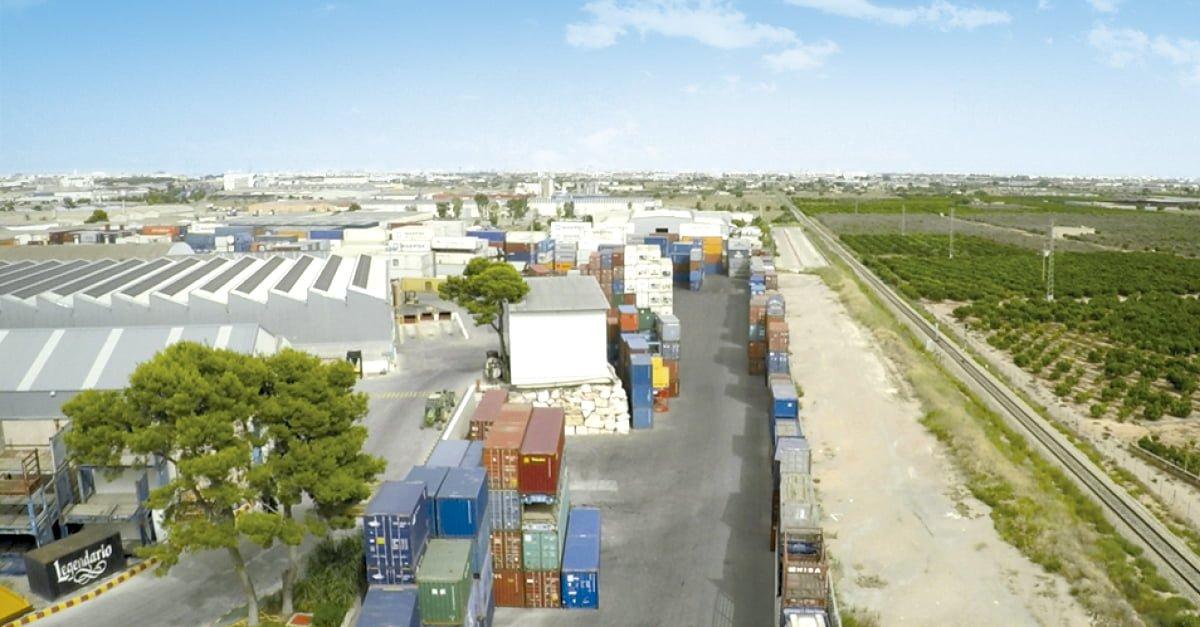 Instalaciones de Setemar en Quart de Poblet (Valencia).