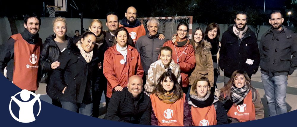 Grupo Alonso y Save the children contra la pobreza infantil.