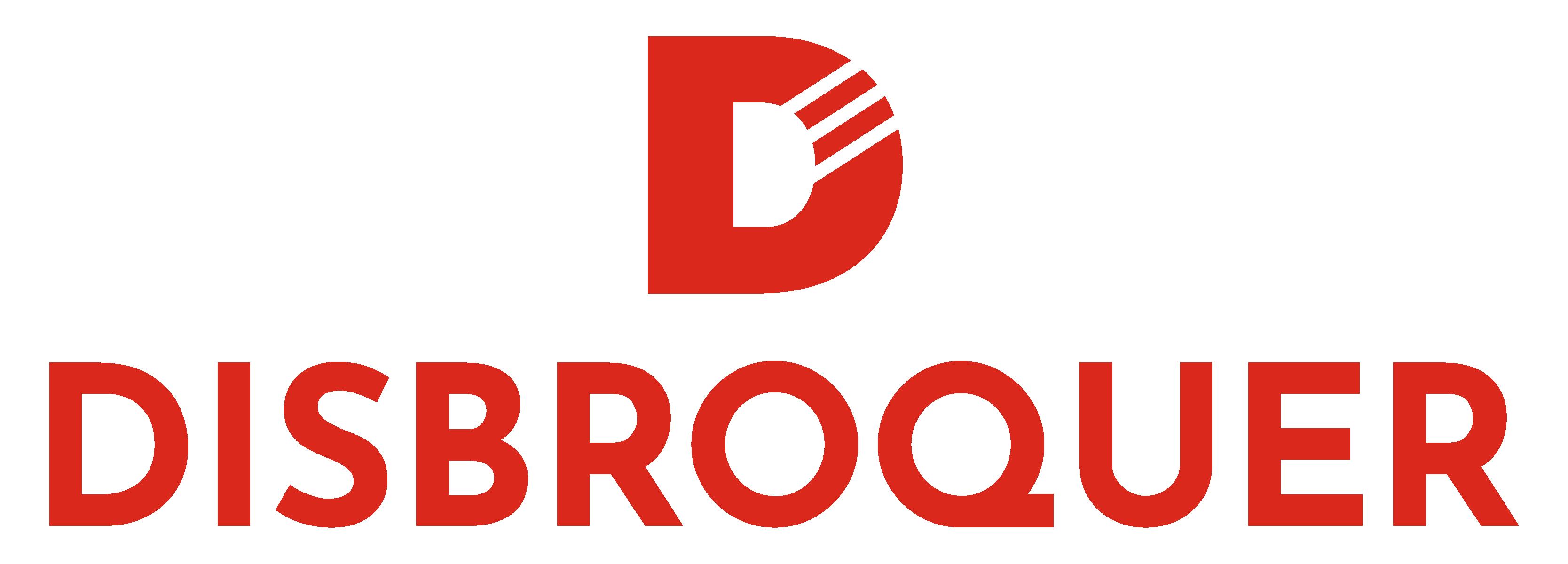 Logotipo de Disbroquer