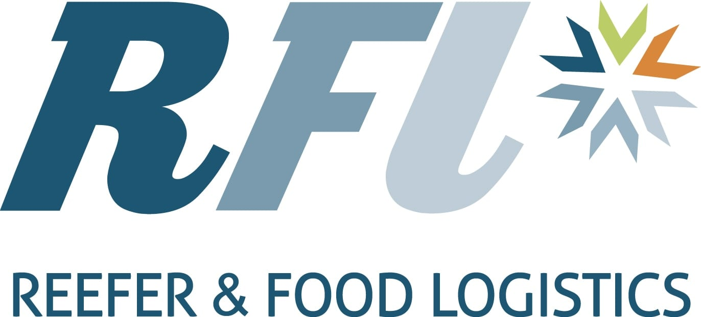 Reefer & Food Logistics Logo