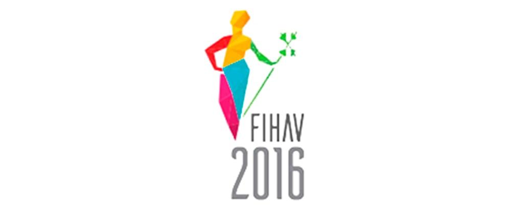 Logotipo Feria Internacional de la Habana - FIHAV