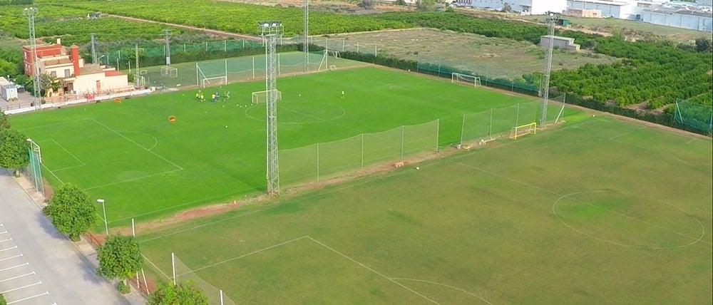 Grava Sport, Masía La Grava, Soccer's Valencia.