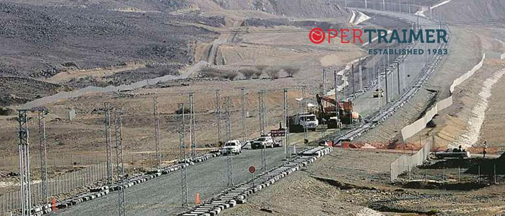 Oper Traimer participa en la construcción del AVE a la Meca.