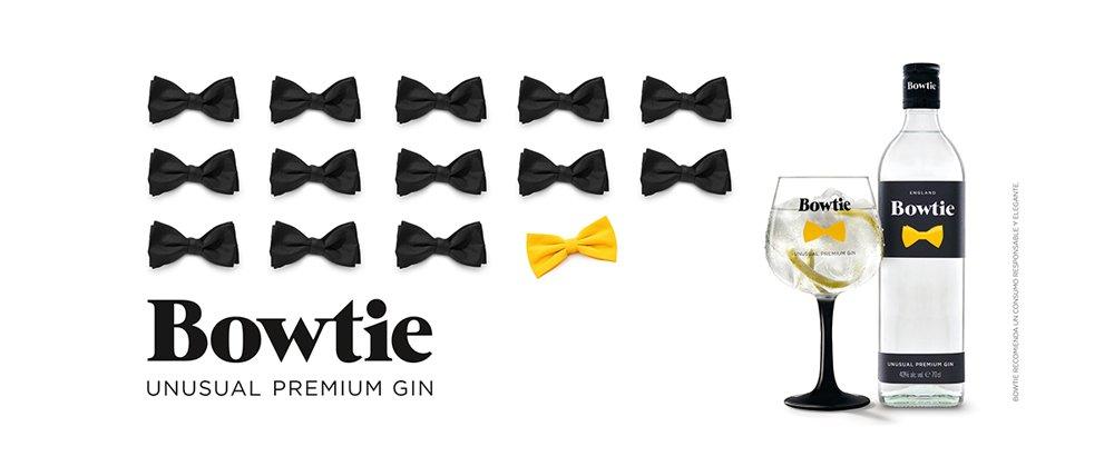 Bowtie Gin, la nueva ginebra de Legendario.