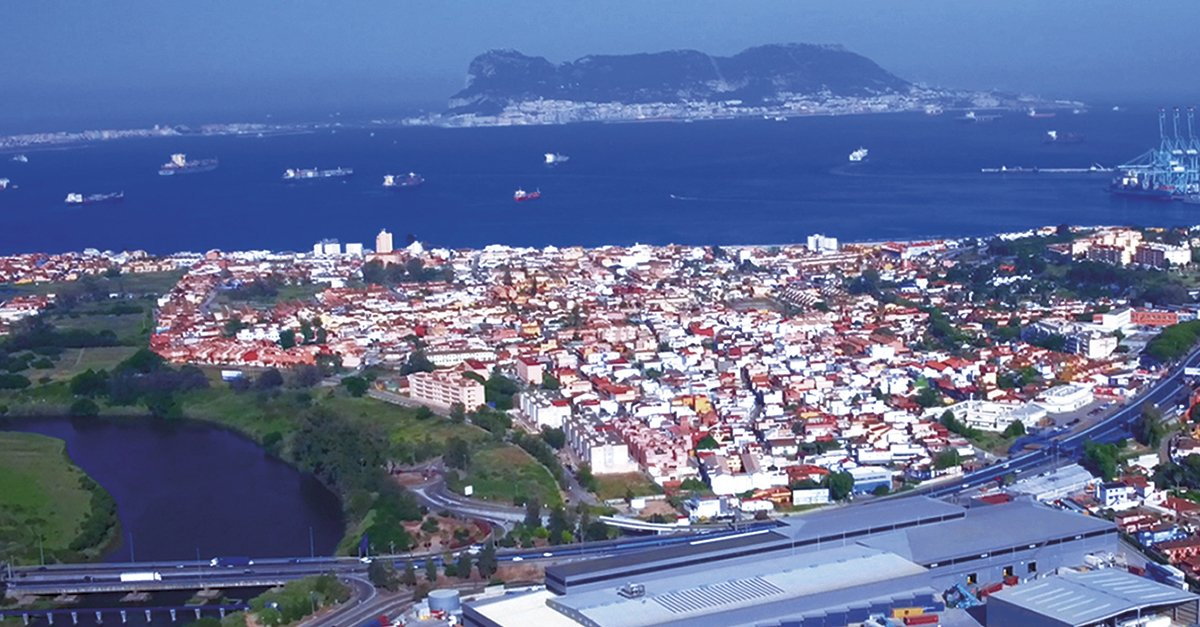 The new freight forwarder has its main base in Algeciras.