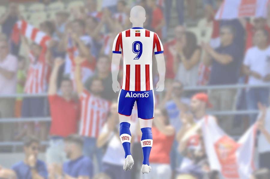 Alonso Group sponsors, once again, the Algeciras CF.