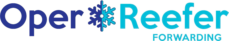 Logotipo Oper Reefer Forwarding