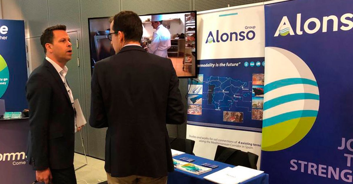 Grupo Alonso ha participado en Digital Transport Days en Helsinki.
