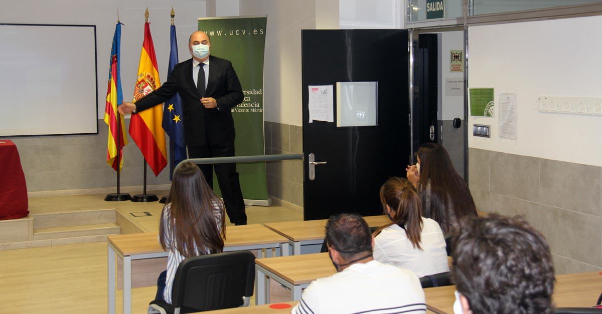 Miguel Rocher, profesor del máster y director de Operplus.