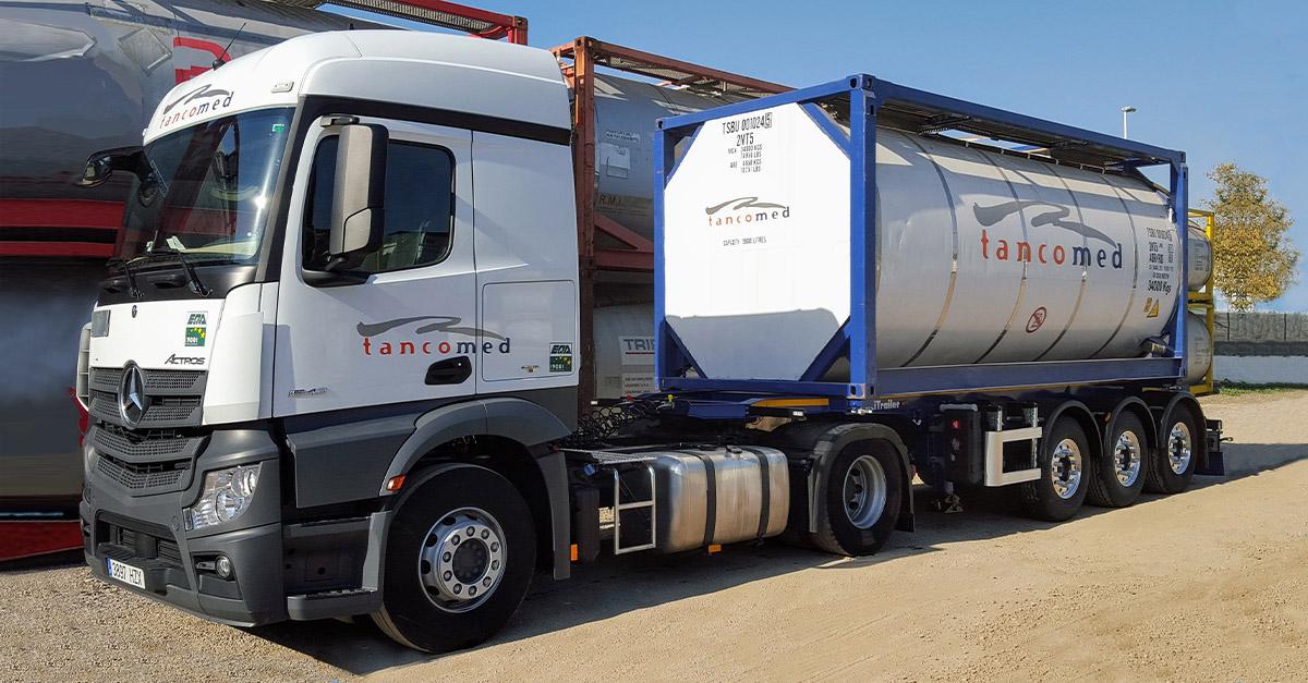 La compañía está especializada en la gestión de graneles sólidos y líquidos.