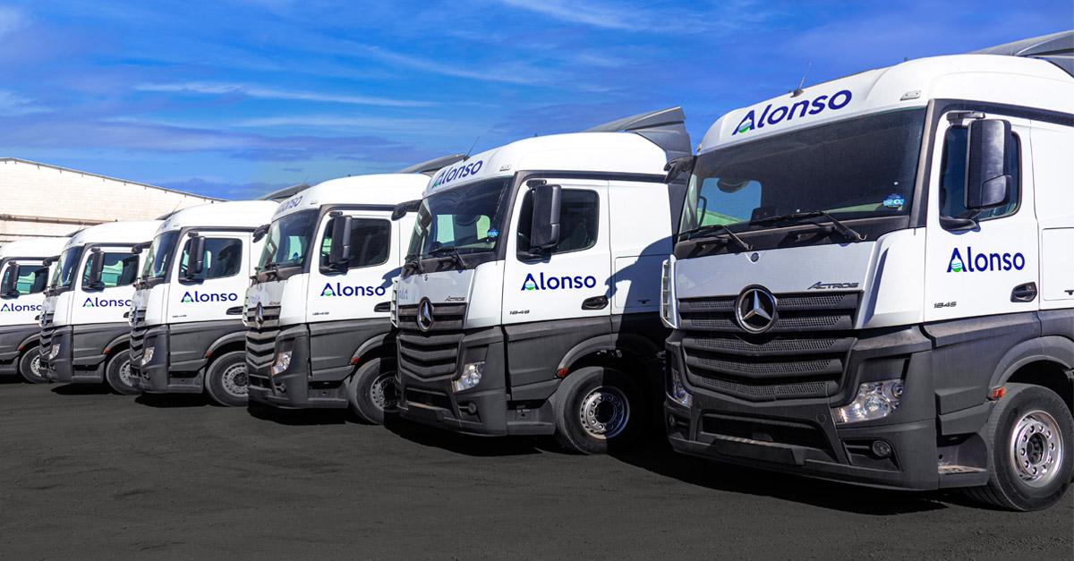 Grupo Alonso sigue impulsando acciones que fomenten la descarbonización.