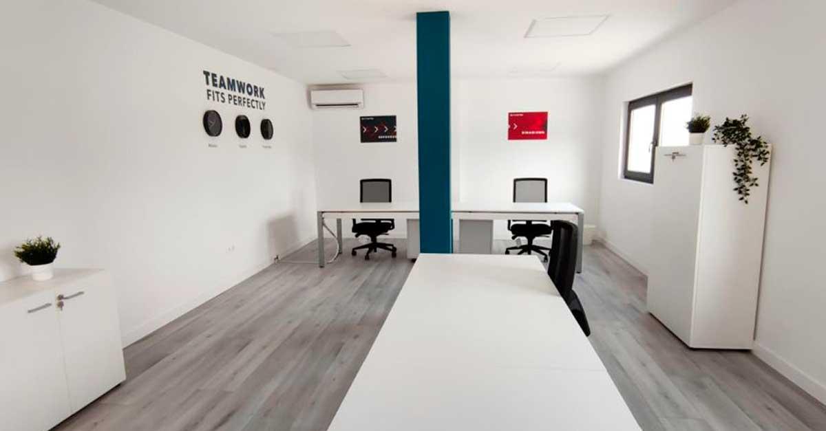 El edificio es un ejemplo de las sinergias entre las diferentes compañías de Grupo Alonso.