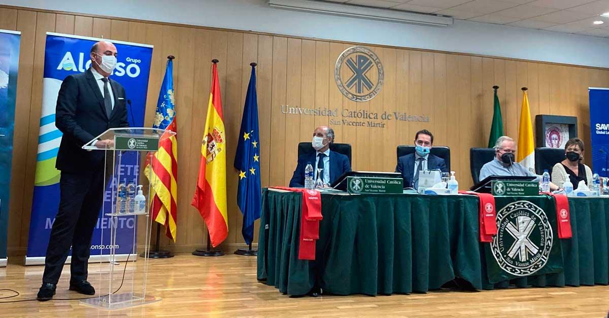 Intervención de Miguel Rocher, managing director de Operplus y profesor del Máster.