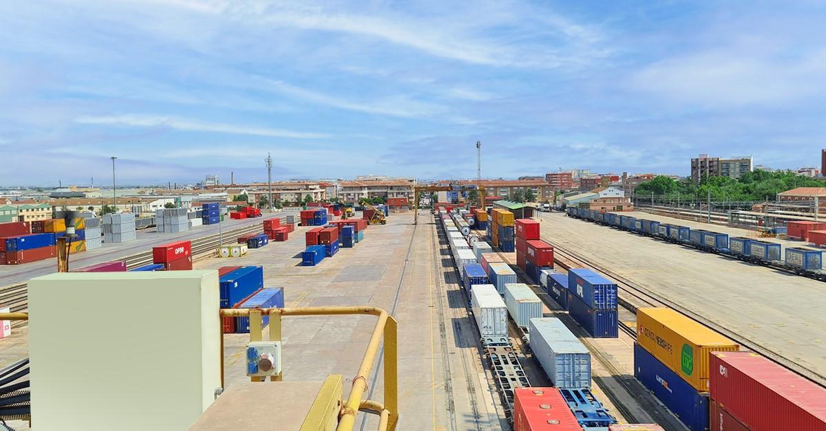 Estación Intermodal de Silla gestionada por UTE Sefemed